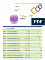 Case Oracle 2013