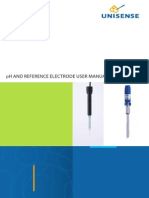 pH and Ref Sensor Manual