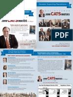 Catsimatidis NY GOP Endorsed Mailer