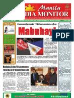 Manila Media Monitor -- JUNE 2009