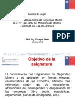 Ds 132 - Seguridad Minera (1)