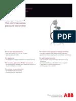 Transmidor de presión diferencial