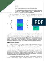 Transistor Theory Appendix a PDF