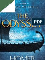 136111915 Stephen Mitchell s Odyssey