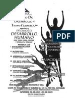 Curso de Desarrollo Humano