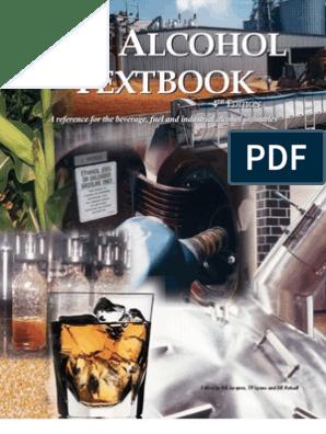 Alcohol Textbook 4th Ed | Ethanol | Gasoline