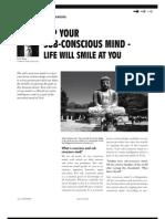 TAP your sub conscious mind