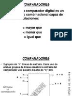 Tema 05 - Comparadores