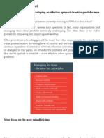 Portfolio Management | Emergn