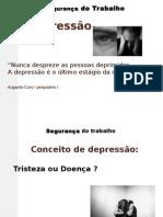 apresentação sobre Depressão !