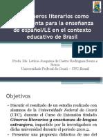 De Castrorodrigues Souza e Souza Leticia Joaquina