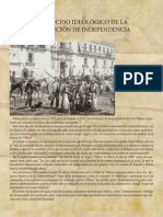 Proceso Ideologico de La Rev de Independencia Luis Villoro