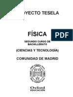 Programacion Tesela Fisica 2 BACH Comunidad de Madrid