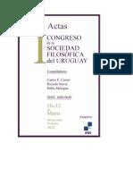 Actas SFU 2012