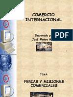 Ferias y Misiones