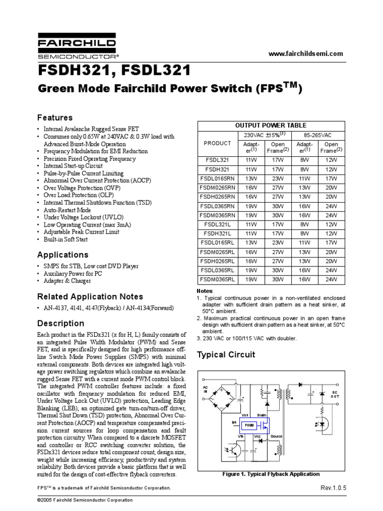 Fsdh321 Field Effect Transistor Capacitor Adjustable Direct Current And Pulsed Circuit Fault Limiter
