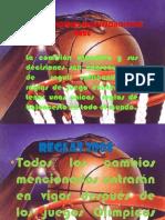 Reglas Oficiales Modificaciones 2008