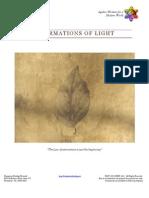 Affirmations of Light