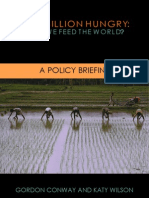 One Billion Hungry Policy Briefing Paper - Final