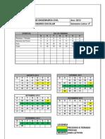 Semana de Provas 2013-2 - Proposta Aprovada Pelo Colegiado