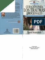 Curacion Para Los Traumas Emocionales - David Seamands