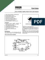 TDA 7350.pdf