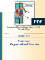 Chap002-Models of Organizational Behavior