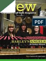 Brew - Canada's Craft Beer Magazine