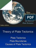 plate tectonics 1 6th grade