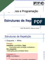 Aula 6-Estruturas de Repetição