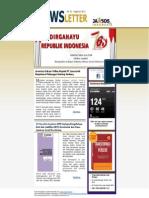 Newsletter Jaminan Sosial Edisi 63 | Agustus 2013