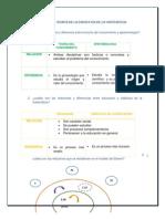 teoria de la didactica de las matemáticas I