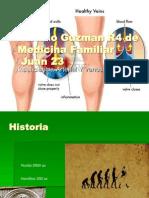 Porfirio Guzman R4 de Medicina Familiar
