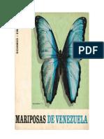 Mariposas de Venezuela