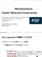 Diversity Maximization Under Mat Roid Constraints