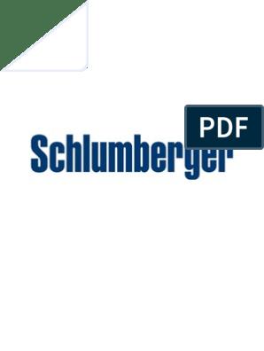 Schlumberger   Petroleum Reservoir   Civil Engineering