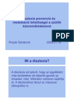 Dyslexia Prevencio