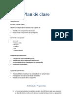 plandeclaseeluniverso-121101172409-phpapp02