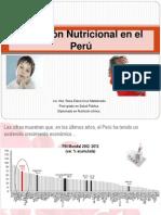 9.Situacion nutricional del niño en el Peru 2013 (1)