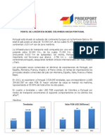 Perfil Logistico de Portugal