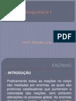 Bioqu-¦ímica I - Enzimas