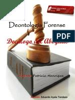 DECÁLOGO  DEL ABOGADO -COUTURE -TABLA DE REMUNERACIONES DEL ABOGADO-EDUARDO AYALA TANDAZO