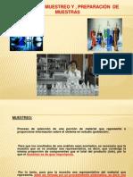 C) CAPITULO II. MUESTREO Y  PREPARACIÓN DE MUESTRAS