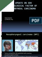 Biomarker of EBV-NPC