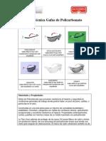 Ficha Tecnica Gafas Policarbonato1