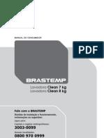 Lavadora Brastemp-Bwc08a Manual