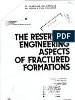 Reservoir Engineering Aspect of Fractured Formations