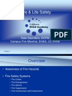 Fire Life Safety