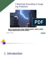 Lightning Protection 2009