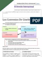 Los Convenios de Ginebra